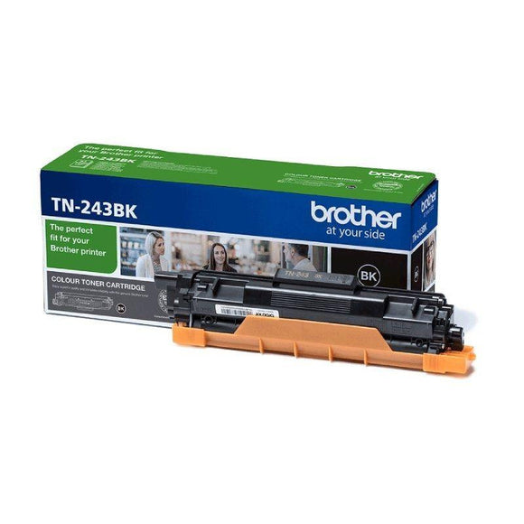 TONER NEGRO BROTHER TN243BK - 1000 PAG - COMPATIBLE SEGÚN ESPECIFICACIONES - JSVnet