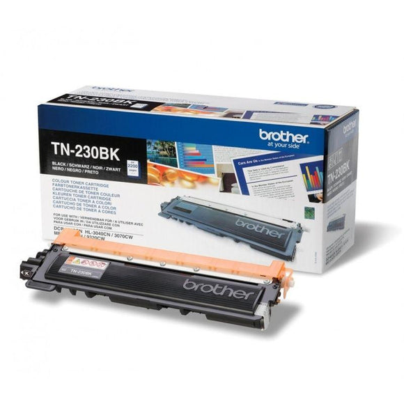 TONER BROTHER TN-230 2200 PÁGINAS NEGRO - JSVnet