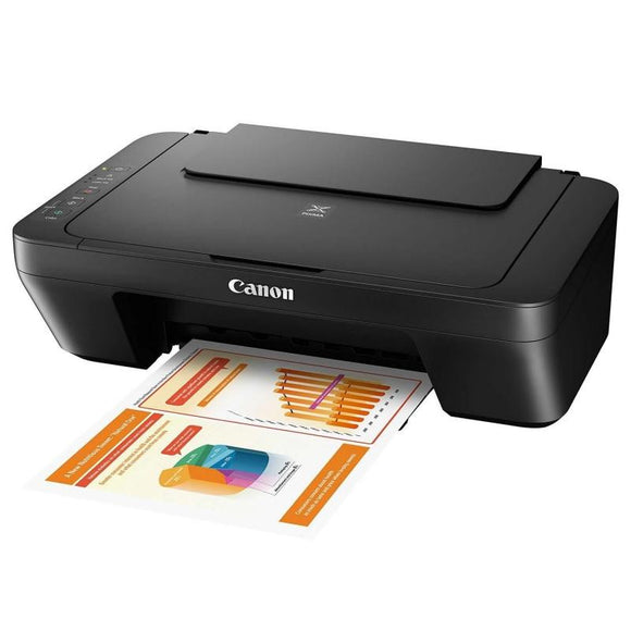 MULTIFUNCIÓN CANON PIXMA MG2550S - RES 4800X600PPP - 8/4PPM - SCAN 600X1200PPP - USB - CARTUCHOS PG 545 / XL CL-546 / XL - JSVnet