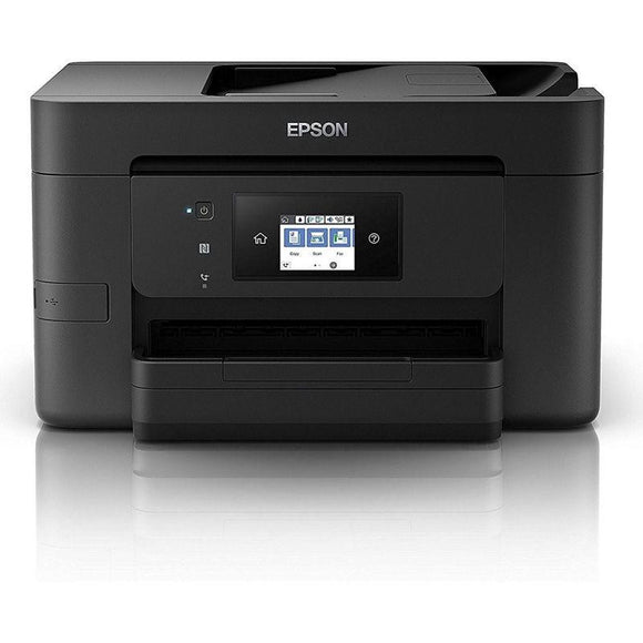 MULTIFUNCION EPSON WIFI CON FAX WORKFORCE PRO WF-3720DWF - 33/20 PPM - 4800X2400 - DUPLEX - ESCAN 1200X2400 - PANTALLA LCD - ETHERNET - USB - JSVnet