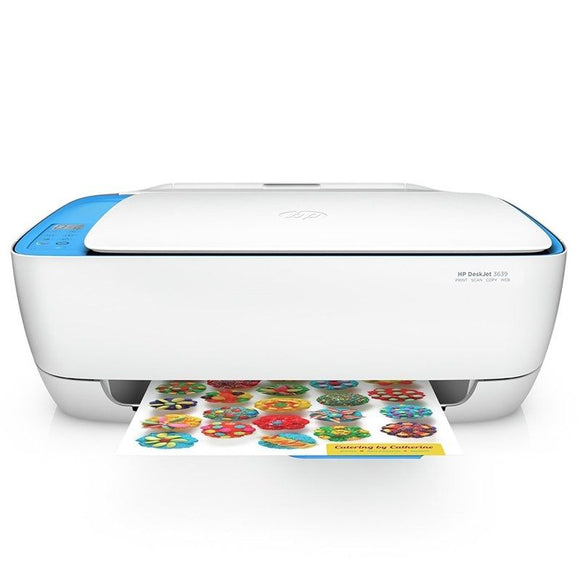 MULTIFUNCIÓN HP WIFI DESKJET 3639 - 20/16 PPM - RES. HASTA 4800X1200PPP - SCAN 1200PPP ÓPTICA 24BITS - COPIA 600X300PPP - USB 2.0 - CARTUCHOS 302 / XL - JSVnet
