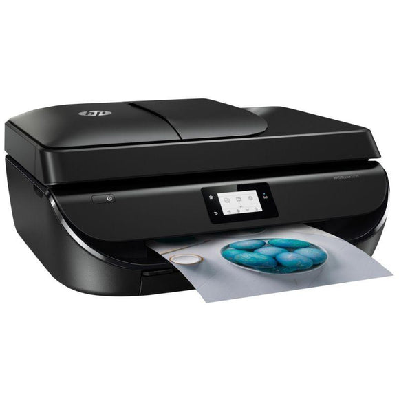 MULTIFUNCIÓN HP WIFI CON FAX OFFICEJET 5230 - 20/17PPM A4 BORRADOR - DUPLEX - ESCÁNER 1200PPP - ADF - EPRINT- AIRPRINT - USB - CART. 302/XL - JSVnet