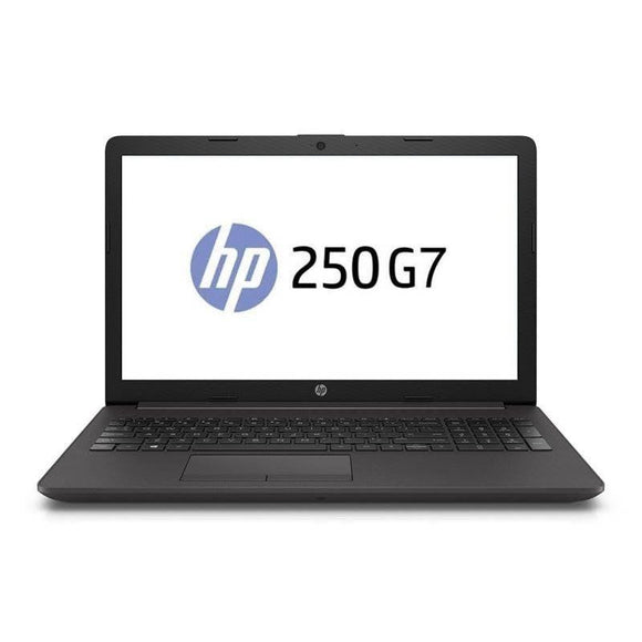 PORTÁTIL HP 250 G7 6BP64EA - I5-8265U 1.6GHZ - 8GB - 480GB SSD - 15.6'/39.6CM HD - DVD RW - BT - HDMI - FREEDOS - JSVnet