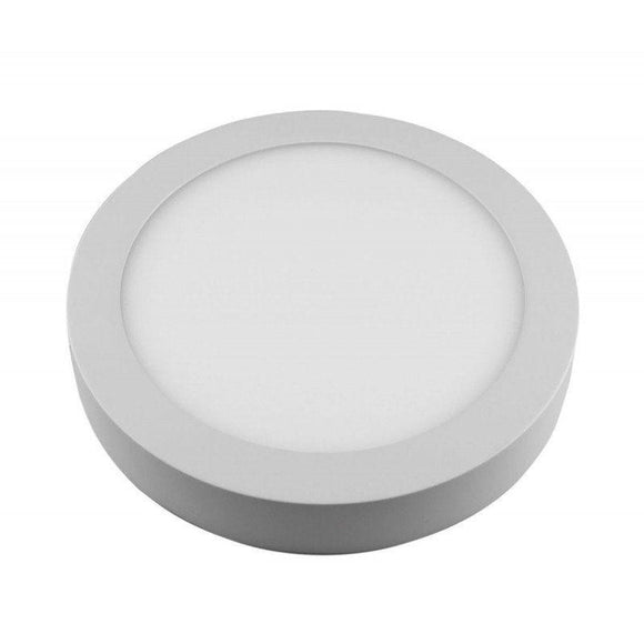 DOWNLIGHT SUPERFICIE CIRCULAR - SUP-102318-FB - 18W - 6000ºK - BLANCO - 2300 LUMENES - Ø220X35 MM - JSVnet