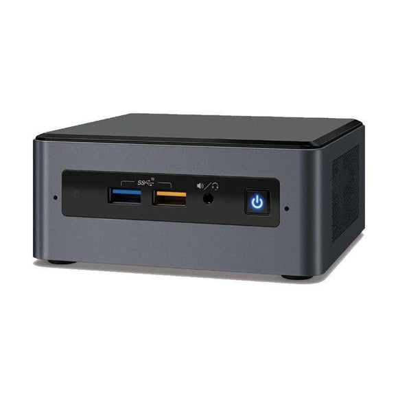 MINI PC INTEL NUC8I3BEH2 - INTEL I3-8109U 3.0GHZ - NO RAM - NO HDD - GIGALAN - WIFI - BT - NO S.O - JSVnet
