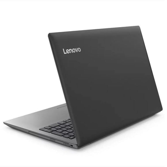 PORTÁTIL LENOVO IDEAPAD 330-15IKB 81DE01D4SP - I3-7020U 2.3GHZ - 8GB - 256GB SSD - 15.6'/29.4CM HD - HDMI - BT - NO ODD - FREEDOS - ONYX BLACK - JSVnet