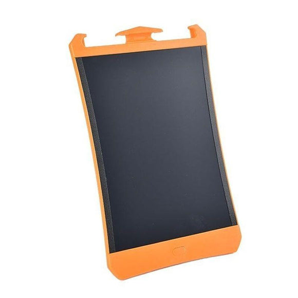 MINI PIZARRA DIGITAL LEOTEC SKETCHBOARD THICK EIGHT ORANGE - 8.5'/21.59CM CON TRAZO GRUESO - PANTALLA LCD - LÁPIZ STYLUS INCLUIDO - IMÁN TRASERO - JSVnet
