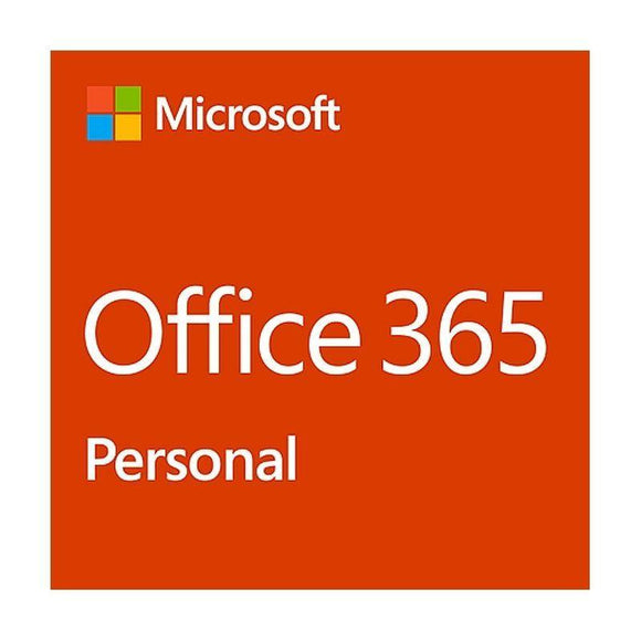 MICROSOFT OFFICE 365 PERSONAL - WORD - EXCEL - POWERPOINT - ONENOTE - OUTLOOK - PUBLISHER - ACCESS - 1 USUARIO/1 AÑO - MULTIDISPOSITIVO - JSVnet