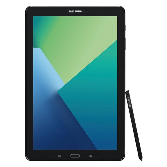 TABLET SAMSUNG GALAXY TAB A P580 BLACK - OC 1.6GHZ - 16GB - 3GB RAM - 10.1'/25.6CM 1920X1200 - ANDROID 6 - S PEN - DUALCAM 8/2MP - BAT. 7300MAH - JSVnet