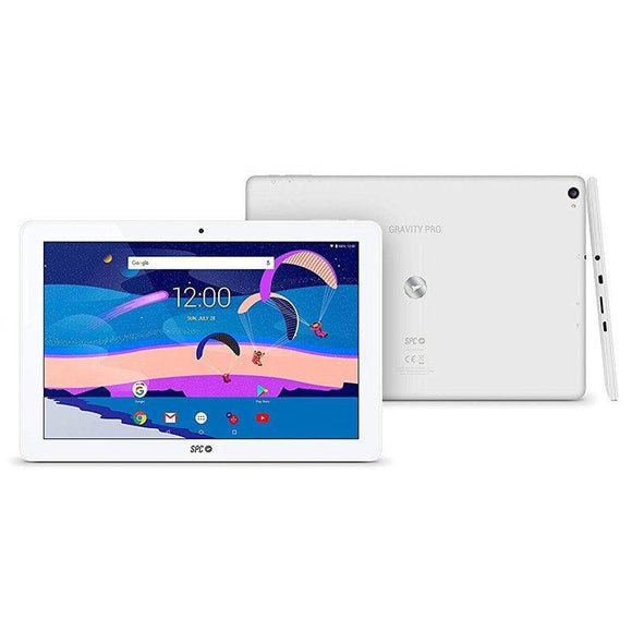 TABLET SPC GRAVITY PRO - QC A35 1.3GHZ - 3GB DDR3 - 32GB - 10.1'/25.65CM IPS HD 16:10 - CAM 5MP/2MP - BT4.0 - BAT 5800MAH - ANDROID - JSVnet