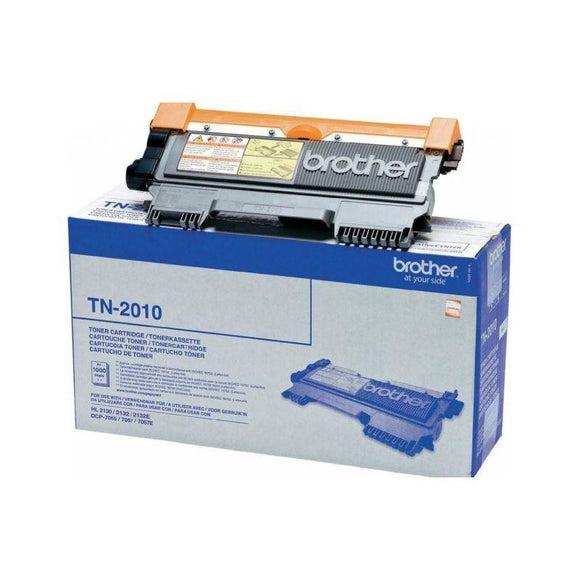TONER BROTHER TN2010 NEGRO LÁSER 1000 PÁGINAS - JSVnet