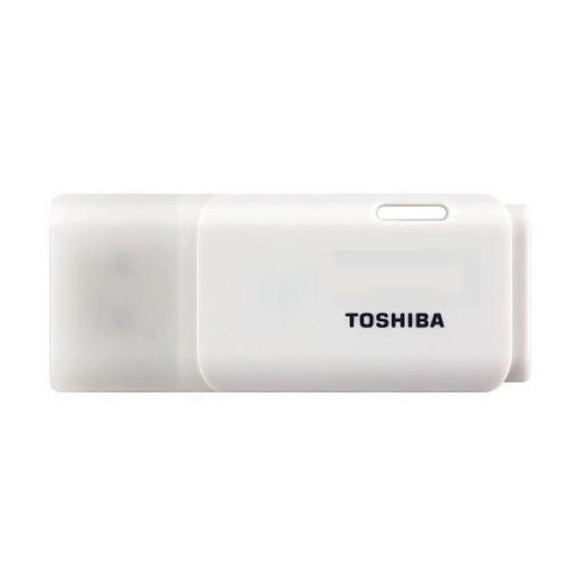 PENDRIVE TOSHIBA HAYABUSA 16GB - USB 2.0 - COLOR BLANCO - JSVnet