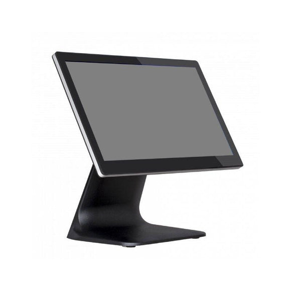 MONITOR TÁCTIL TM-156 LED NEGRO - 15.6'/39.6CM - 1366*768 60HZ - SVGA - USB - 5MS - 300CD/M2 - VESA 75*75 (NO COMPATIBLE CON WINDOWS XP) - JSVnet