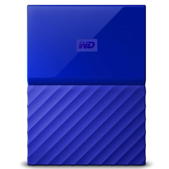 DISCO DURO EXTERNO WESTERN DIGITAL 4TB AZUL MY PASSPORT WORLDWIDE - 2.5'/6.3CM - SOFTWARE WD BACKUP - WD SECURITY - WD UTILITIES - USB 3.0 - JSVnet