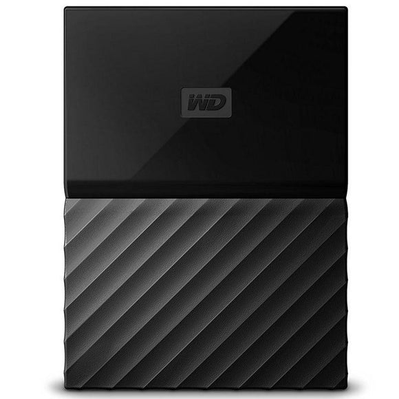DISCO DURO EXTERNO WESTERN DIGITAL 4TB NEGRO MY PASSPORT WORLDWIDE - 2.5'/6.3CM - SOFTWARE WD BACKUP - WD SECURITY - WD UTILITIES - USB 3.0 - JSVnet