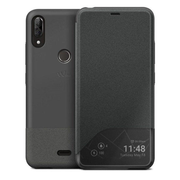 FUNDA SMART FOLIO WILINE GRIS WIKO PARA VIEW2 PLUS - JSVnet