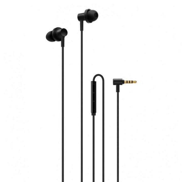 AURICULARES INTRAUDITIVOS XIAOMI MI IN-EAR HEADPHONES PRO 2 BLACK - DYNAMIC DRIVER - 20-20.000HZ - JACK 3.5 - CABLE 1.25M - FUNC. MANOS LIBRES - JSVnet