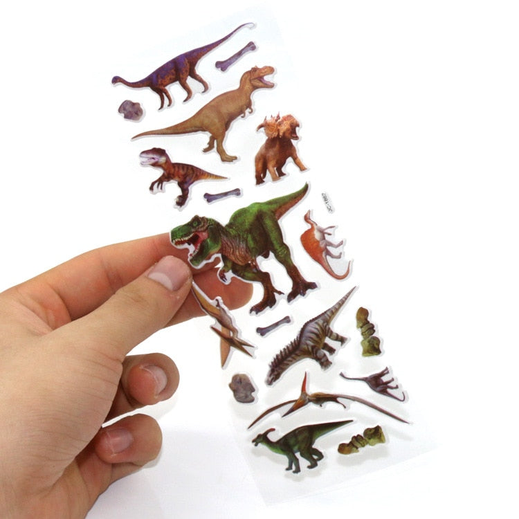 Stickers Dinosaure <br> Ensemble Petits Dinos