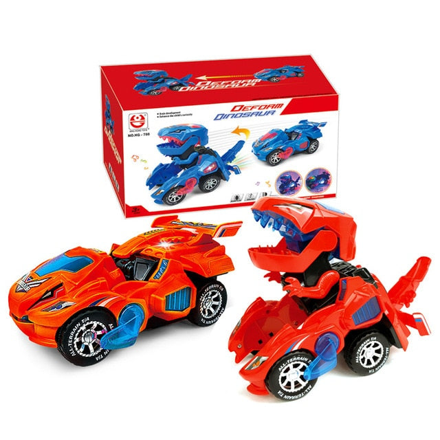 voiture-dinosaure-transformers-tyrannosaure-rouge