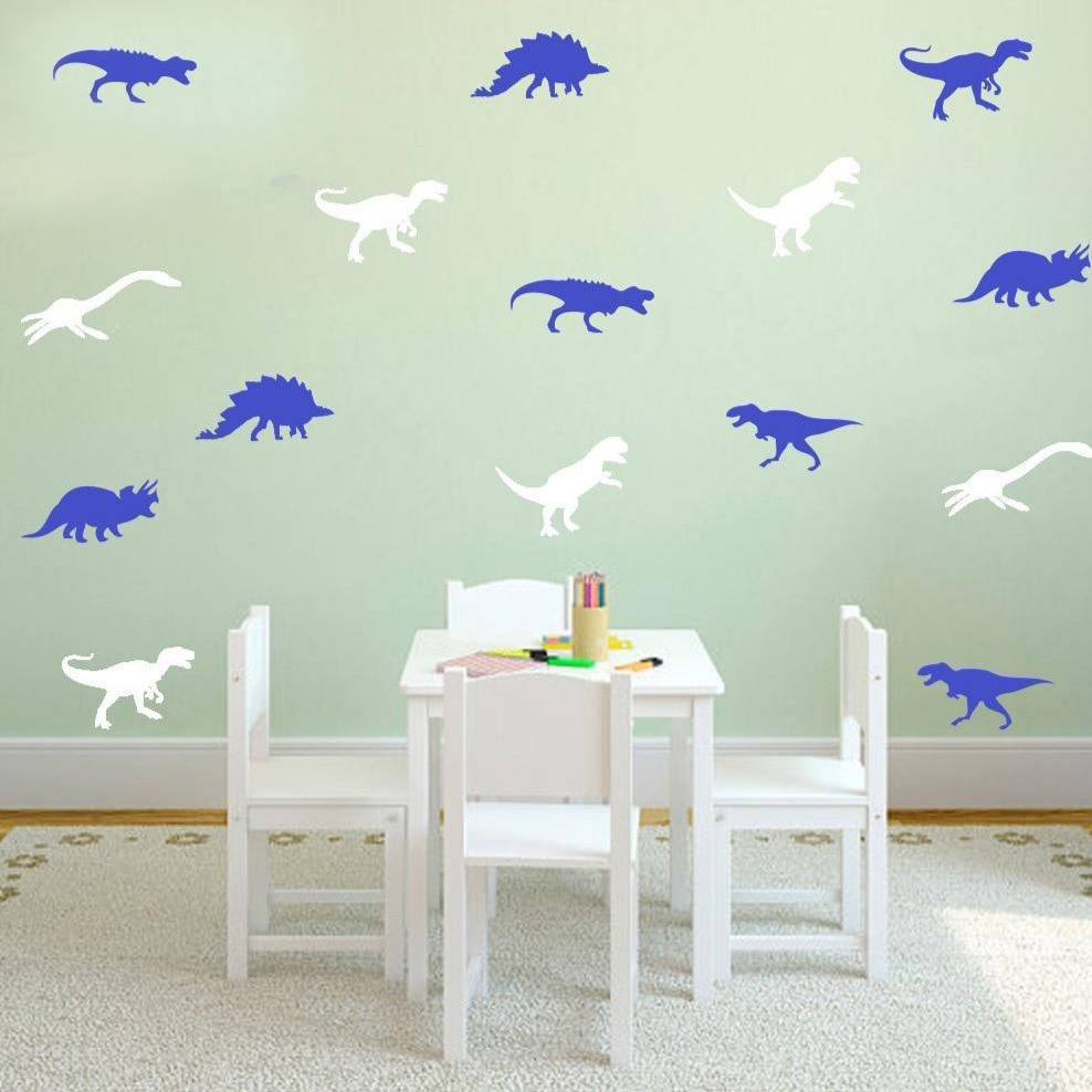Stickers Dinosaure <br> Multicolores