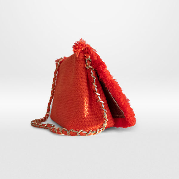 Bolso Lucina Medium Naranja