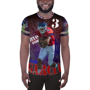 All-Over Print Men's Athletic - NOAH GARCIA #3