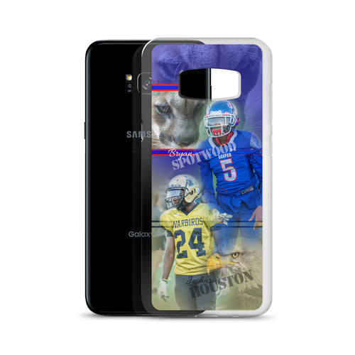5 Spotwood 24 Houston (Galaxy S8+) - Samsung Case