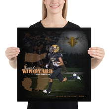 Load image into Gallery viewer, Photo paper poster - Joseph Woodyard