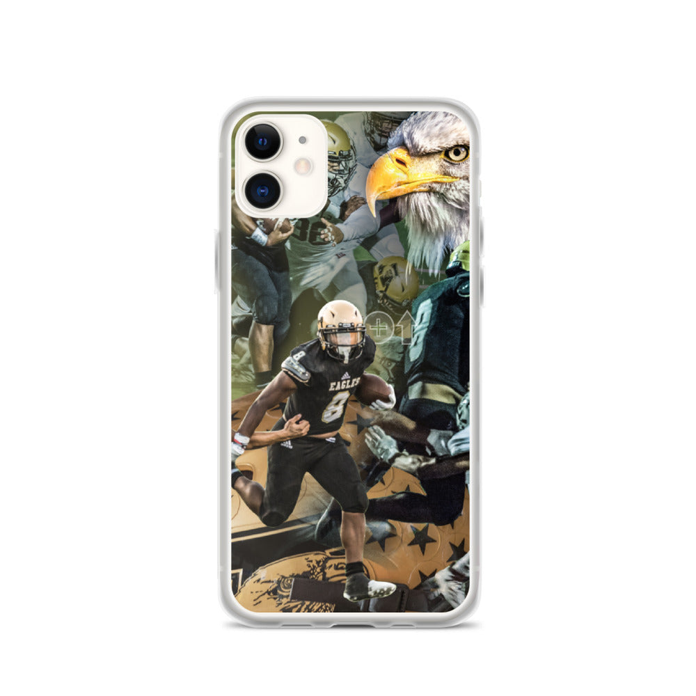 8 Phonzo Dotson Collage - iPhone Case