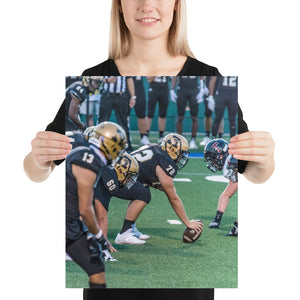 Photo paper poster - Keegan Copher
