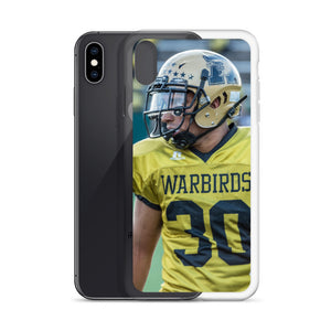 30 D'Anthony Franklin - iPhone Case