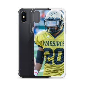 20 Xavier Graves - iPhone Case