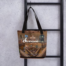 Load image into Gallery viewer, Swenson House Tote bag