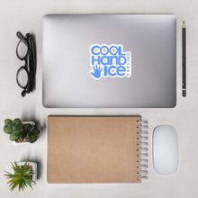 Load image into Gallery viewer, Bubble-free stickers - Cool Hand Ice