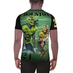 All-Over Print Men's Athletic - JESHARI HOUSTON #24