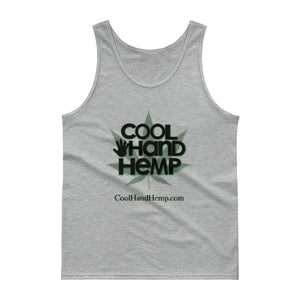 Tank top - CoolHandHemp.com - Front Only