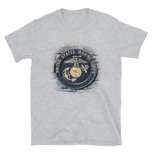Short-Sleeve Unisex T-Shirt - Grampy Can Fix It