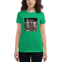 Load image into Gallery viewer, Women's short sleeve t-shirt - The Swensons