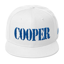 Load image into Gallery viewer, Snapback Hat - COOPER - COOGS