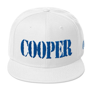 Snapback Hat - COOPER - COOGS