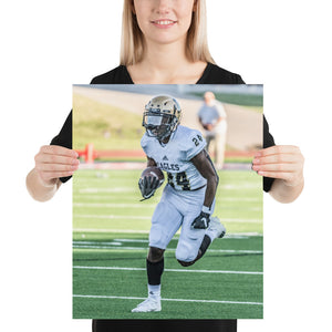 Photo paper poster - Jeshari Houston