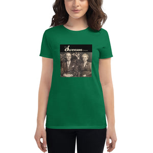 Women's short sleeve t-shirt - The Swensons