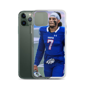 7 LaDainian Diaz - iPhone Case