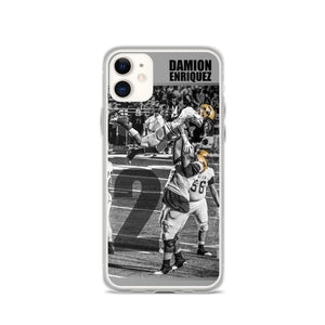 2 Damion Enriquez - iPhone Case