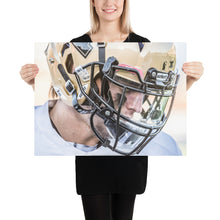 Load image into Gallery viewer, Photo paper poster - Luke Tebow