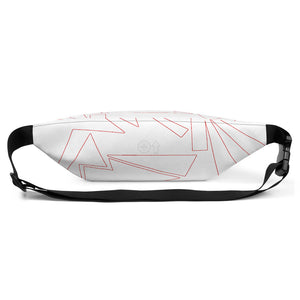 Turn It Up! Thin Red Line - Fanny Pack