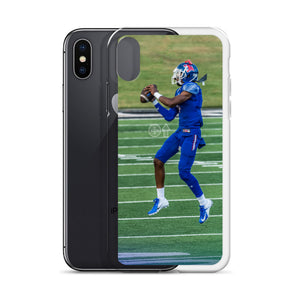 4 Nyjil Williams - iPhone Case