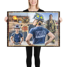 Load image into Gallery viewer, Photo paper poster - Joseph Martinez FD 2020