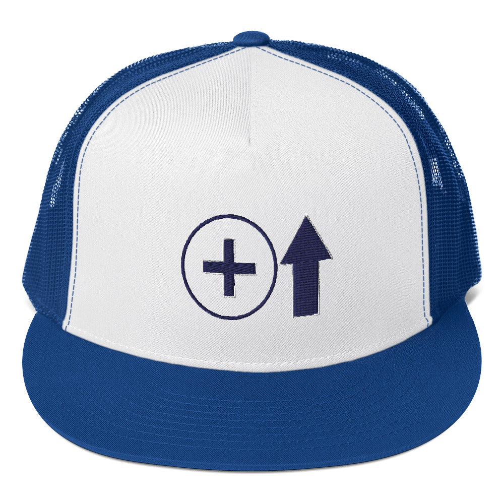 Trucker Cap - Turn It Up! Blue