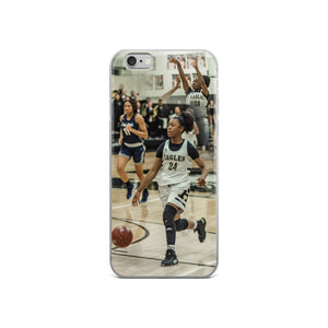 24 Trakenya Roberson II - iPhone Case